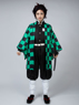 Picture of Demon Slayer: Kimetsu no Yaiba Kamado Tanjirou Cosplay Costume mp005092