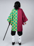 Picture of Demon Slayer: Kimetsu no Yaiba Tomioka Giyuu Cosplay Costume mp005109