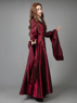 Picture of Game of Thrones Melisandre Red Robe Witch Court Dress Cosplay Costume mp005074
