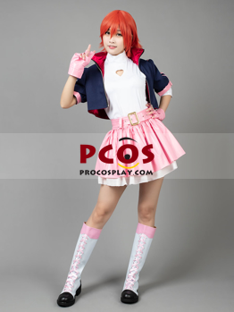 Picture of RWBY Season 4 Nora Valkyrie Cosplay Costume mp003518