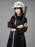 Picture of Ready to Ship One Piece Trafalgar D Water Law Surgeon of Death Cosplay Costume mp002027