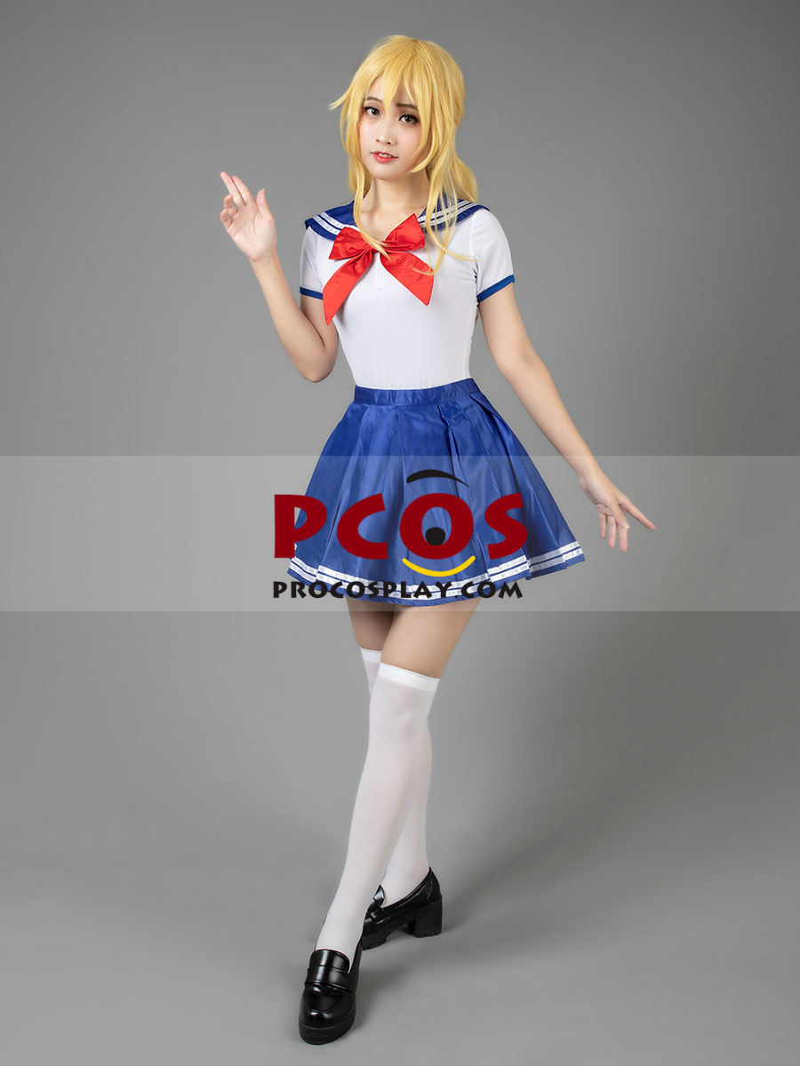 Ready to Ship Sailor Moon Sailor Suit Cosplay Costume ...
