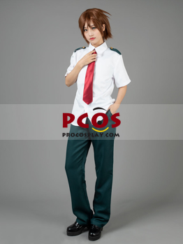 Picture of My Hero Academia Yui Koko Males Summer Uniforms Cosplay Costume mp004004