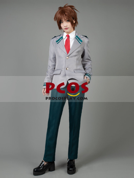 Picture of Ready to Ship My Hero Academia Yui Koko Males Winter Uniforms Cosplay Costume mp004145