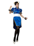 Picture of Ready to ship Top Street Fighter Chun Li Cosplay Costumes China Wholesale mp000407