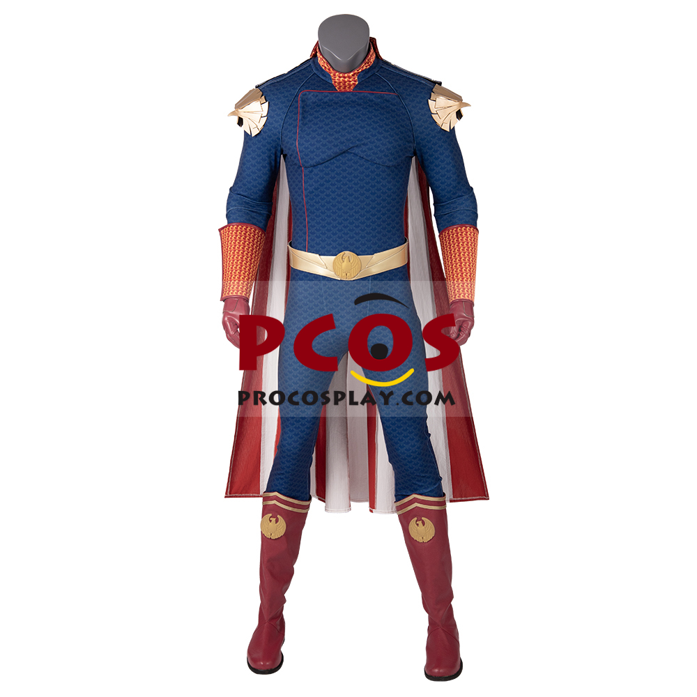 The Boys Season 1 Homelander Cosplay Costume for Sale ...
