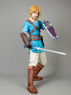 Picture of Ready to Ship The Legend of Zelda: Breath of the Wild Link Cosplay Costume mp003995
