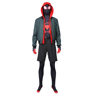 Picture of Ready to Ship Spider-Man: Into the Spider-Verse Miles Morales Cosplay Costume mp004267