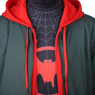 Picture of Ready to Ship 103 Size Spider-Man: Into the Spider-Verse Miles Morales Cosplay Costume mp004267