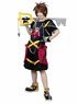 Picture of Deluxe High Quality Kingdom Hearts Sora 1th  Cosplay Costume Online Store  mp000263