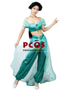 Picture of Aladdin Princess Jasmine Animated version Costume mp004781