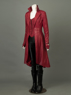 Picture of Ready to ship 103 size Captain America:Civil War Wanda Maximoff Scarlet Witch Cosplay Costume mp003262