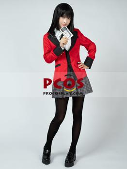 Picture of Ready to Ship Kakegurui Jabami Yumeko Cosplay Costume mp005024