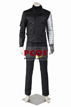 Picture of Captain America 3: Civil War Winter Soldier Bucky Barnes Cosplay Costume mp005154
