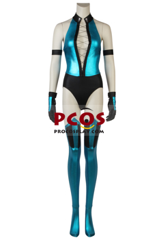 Picture of Mortal Kombat X Kitana Cosplay Costume mp005156
