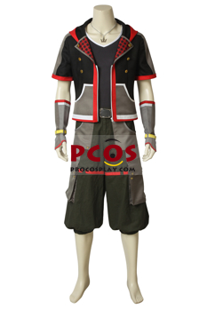 Picture of Kingdom Hearts 3 Sora Cosplay Costume mp005164