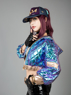 Picture of Ready to Ship League of Legends LOL KDA Akali Cosplay Costume Only Coat mp004212