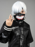 Picture of Tokyo Ghoul The Second Season Ken Kaneki Cosplay Costume mp002708