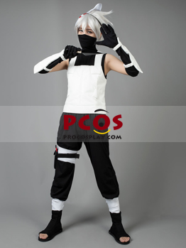 Picture of Ready to Ship Naruto Cosplay Hatake Kakashi  Anbu Costume Outfits Online For Sale mp003945