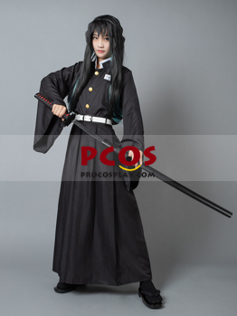 Picture of Demon Slayer: Kimetsu no Yaiba Tokitou Muichirou Cosplay Costume mp005150