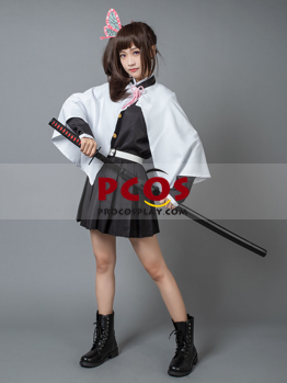 Picture of Demon Slayer: Kimetsu no Yaiba Tsuyuri Kanawo Cosplay Costume mp005151