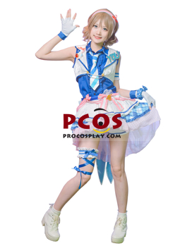 Picture of LoveLive!Sunshine!! Watanabe You Cosplay Costume mp005196