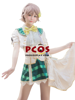Picture of LoveLive! School Idol Festival All Stars Green Team Cosplay Costume mp005202
