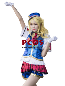 Picture of LoveLive!Sunshine!! Ohara Mari Cosplay Costume mp005220