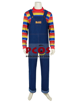 Picture of Child's Play Chucky Cosplay Costume mp005264