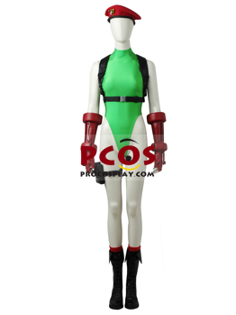 Picture of Street Fighter V Cammy White Cosplay Costume mp005254