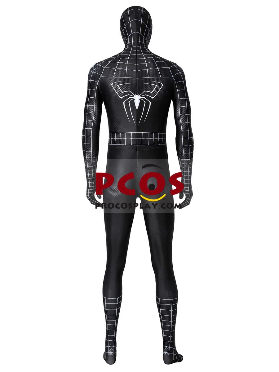 Buy Venom's Cosplay Costume/Peter's Black Spider Suit in ...