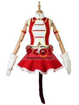 Picture of My Hero Academia Pussy Cat Cosplay Costume mp005283