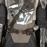 Picture of The Mandalorian Armor Silver Version Cosplay Costume mp005288