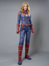 Picture of Ready to ship Captain Marvel Carol Danvers Cosplay Costume  mp004141