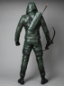 Picture of Ready to ship 103 Size Green Arrow Season 5 Oliver Queen Cosplay Costume mp003491