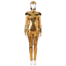 Picture of Wonder Woman 1984 Diana Amazon Fighting Cosplay Costume mp005311
