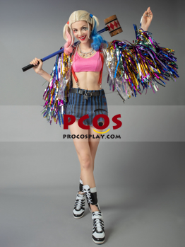 Picture of Birds of Prey Harley Quinn Cosplay Costume mp005273