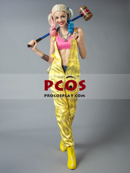 Picture of Birds of Prey Harley Quinn Cosplay Costume mp005248