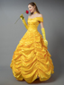 Picture of Beauty and the Beast Belle Cosplay Costume mp002019