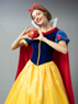 Picture of Ready to Ship Snow White and the Seven Dwarfs Snow White Cosplay Costume mp004784
