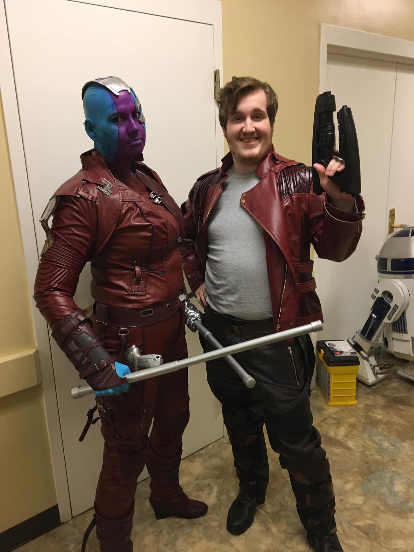 48 Best Nebula images in 2020   Nebula cosplay, Guardians