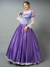 Picture of Ready to Ship Tangled Princess Rapunzel Cosplay Dress mp003880