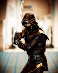 Picture of Love this Ronin suit!