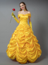 Picture of Ready to Ship Beauty and the Beast Belle Cosplay Costume mp002019