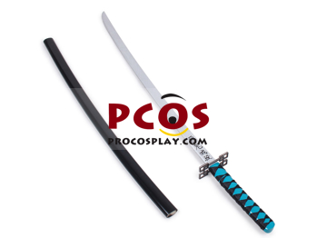 Picture of Demon Slayer: Kimetsu no Yaiba Tokitou Muichirou Cosplay Sword mp005186