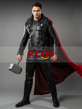 Picture of Ready to Ship 101 Size Infinity War Thor Odinson Cosplay Costume Upgraded Version Without the Shoes mp004037