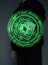 Picture of Ready to Ship Endgame Doctor Strange Cosplay Magic Shield LED Light-up Props(Green) mp005365