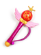 Picture of Sailor Moon Sailor Mars Hino Rei Cosplay Crystal Power Make Up Machine mp005371