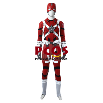 Picture of Black Widow 2021 Red Guardian Alexi Shostakov Cosplay Costume mp005401