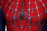 Picture of Ready to Ship Spider-Man 2002 Spiderman Peter Parker Cosplay Costume mp005461